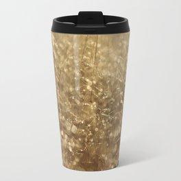Diamonds and Gold Travel Mug
