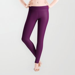 Magenta Purple Leggings