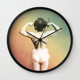 Strongest Ladies I Know Wall Clock