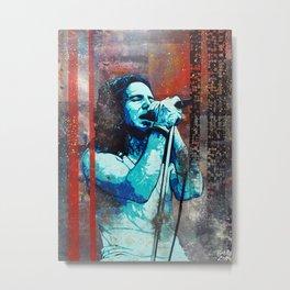 Ed Metal Print