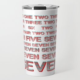 Monica teaches Chandler 7 erogenous zones in F.R.I.E.N.D.S. Travel Mug