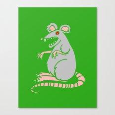 Rat Canvas Print