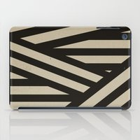 decal iPad Cases featuring Bandage by Charlene McCoy