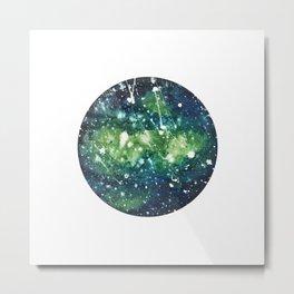 geometric galaxy 2 Metal Print