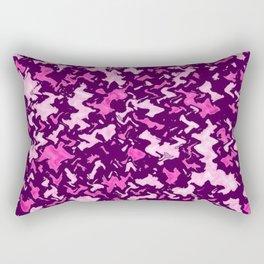 girls rock Rectangular Pillow
