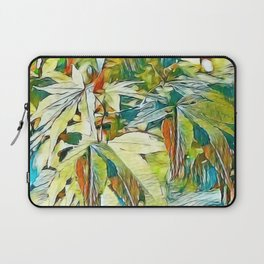 Colorful Leaves Laptop Sleeve