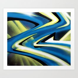 C lining Art Print
