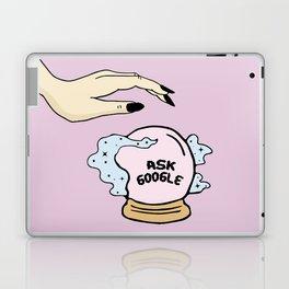 ASK GOOGLE Laptop & iPad Skin