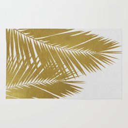 Palm Leaf Gold II Rug