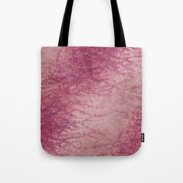 Wind-whipped Vines (rose pink) Tote Bag