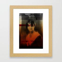 Known Deviant Framed Art Print