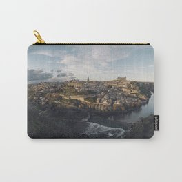 Toledo at sunset Carry-All Pouch