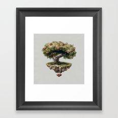 Seed of Love Framed Art Print