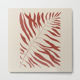 Red Branch Metal Print