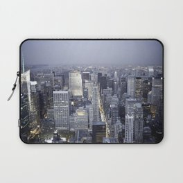 NYC from Empire State Building Laptop Sleeve