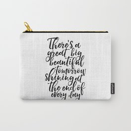 PRINTABLE Art, Quote,Kids Room Decor,Nursery Decor,Quote Prints,Typography Print Walt Carry-All Pouch