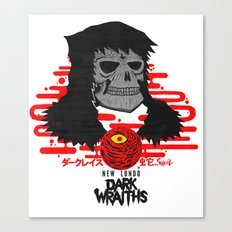 DARKWRAITHS Canvas Print