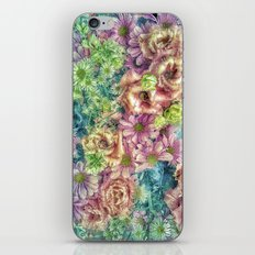 Funky Florgastic iPhone & iPod Skin
