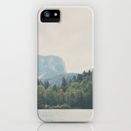 into the wilderness she went ... iPhone Case