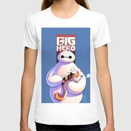 Baymax - Big Hero 6 T-shirt