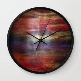 Cohesive Souls #1 Wall Clock