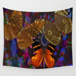 Color in a Colorful World Wall Tapestry