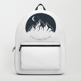Explore More. Mountains Backpack