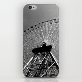 Reach the sky iPhone Skin