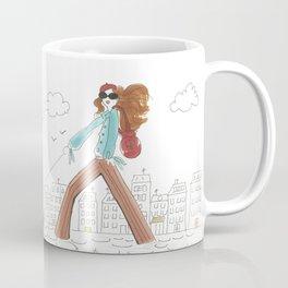 Se Promener / A Stroll Coffee Mug