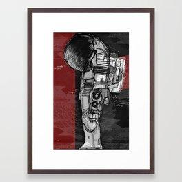 Dieter Rams In Space Framed Art Print