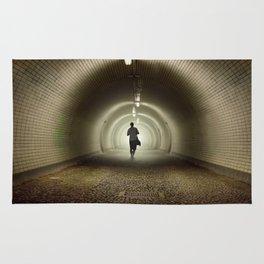 Endless Tunnel Rug