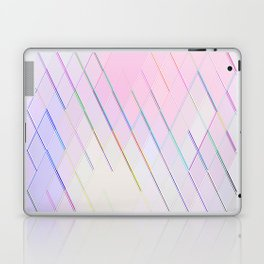Re-Created Vertices No. 5 by Robert S. Lee Laptop & iPad Skin