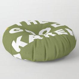 THE GOOD KAREN II Floor Pillow
