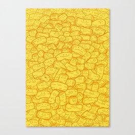 Mac and Cheese Canvas Print