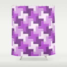 Geometrix XVIII Shower Curtain