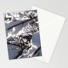 Glitter Reeds Stationery Cards