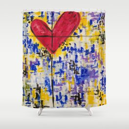 Wrap Up Shower Curtain