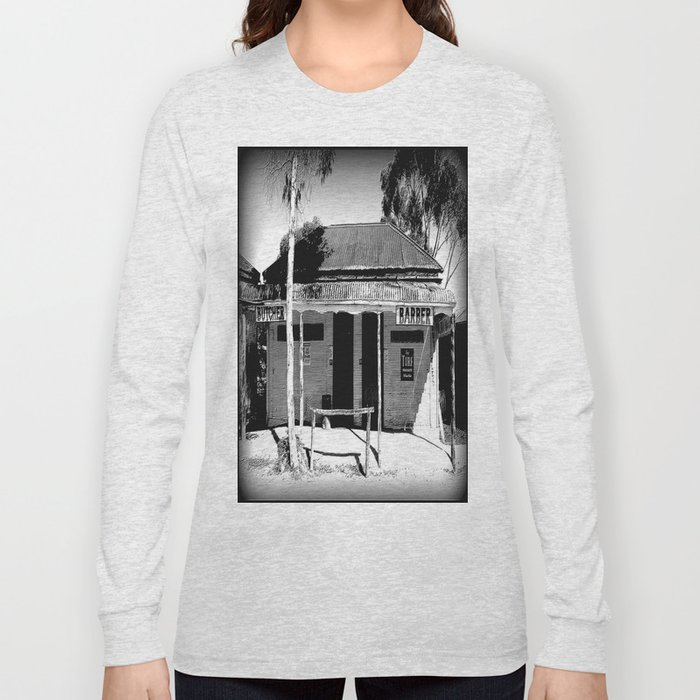 Butcher or Barber Long Sleeve T-shirt