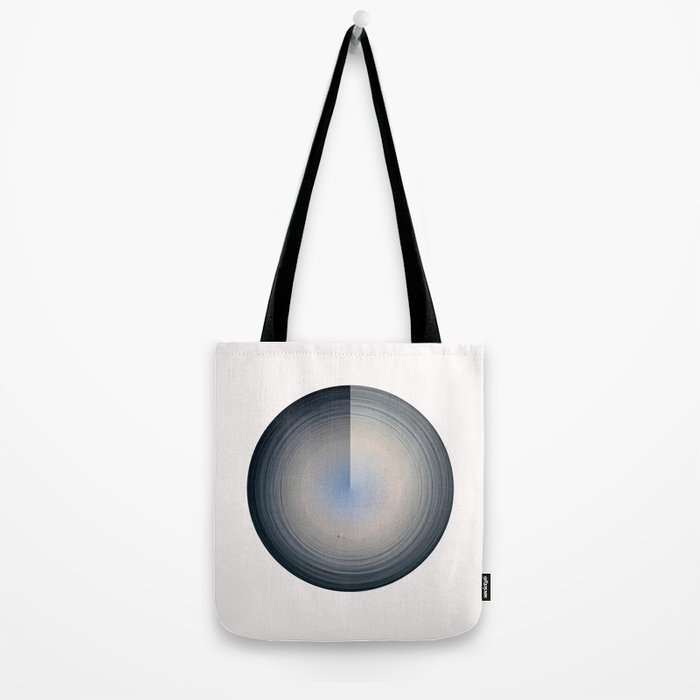 Sea Scape Lens Tote Bag