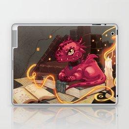 The Dragon Library Laptop & iPad Skin
