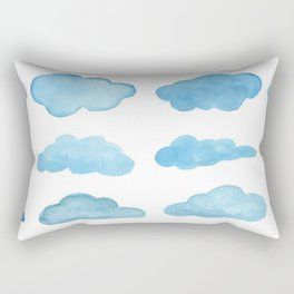 waterclouds Rectangular Pillow