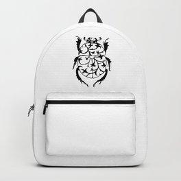 Beetle pattern Backpack