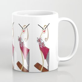 A DIFFERENT KIND OF FLOWER Coffee Mug