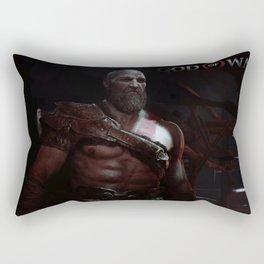New God of War Rectangular Pillow
