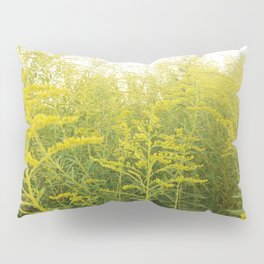 Yellow Goldenrod Pillow Sham