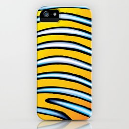 Under the Sea collection - Royal Angelfish iPhone Case