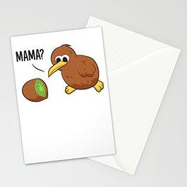 Kiwi Bird Kiwi Fruit Kiwi Stationery Cards