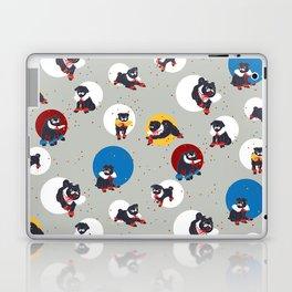 Pug Party Laptop & iPad Skin