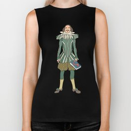 Outfit of Shakespeare Biker Tank