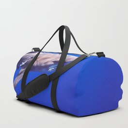 Fish Are Friends, Not Food Duffle Bag